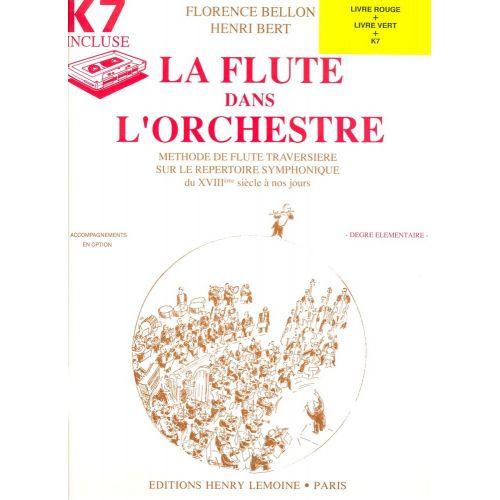 LEMOINE BELLON FLORENCE - FLUTE DANS L'ORCHESTRE - FLUTE