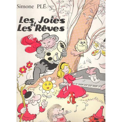 LEMOINE PLE SIMONE - JOIES ET REVES - PIANO