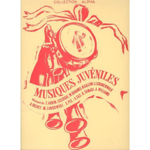 LEMOINE MUSIQUES JUVENILES - PIANO