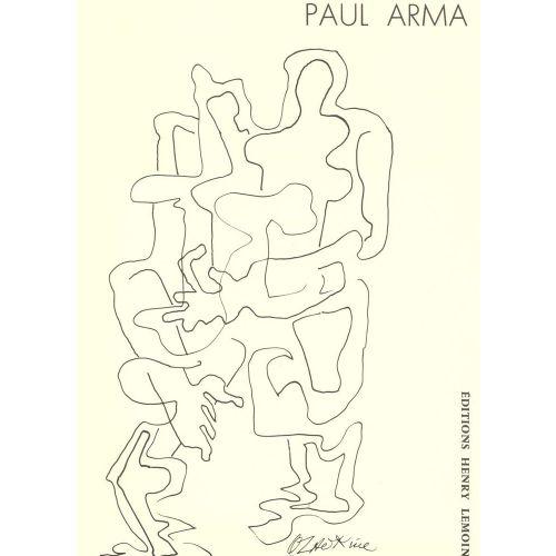 LEMOINE ARMA PAUL - SONATINE - FLUTE SOLO