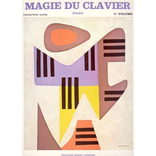 LEMOINE MAGIE DU CLAVIER VOL.1