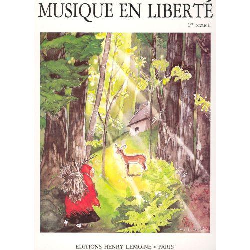 LEMOINE MUSIQUE EN LIBERTE VOL.1 - PIANO