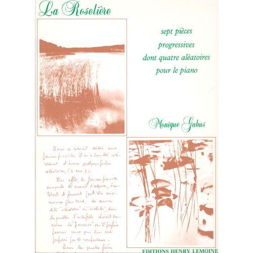 LEMOINE GABUS MONIQUE - ROSELIÈRE (LA) - PIANO