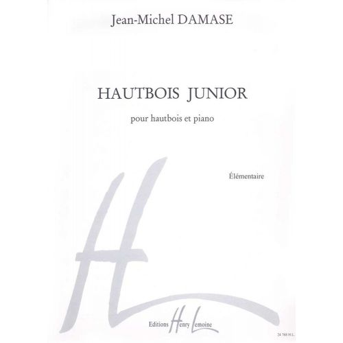 LEMOINE DAMASE JEAN-MICHEL - HAUTBOIS JUNIOR