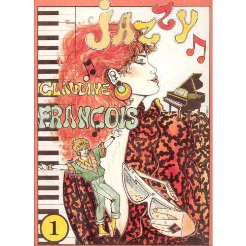 LEMOINE FRANCOIS CLAUDINE - JAZZY - PIANO JAZZ