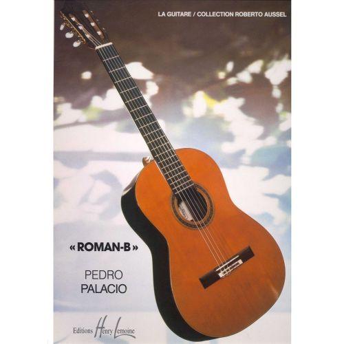 LEMOINE PALACIO PEDRO - ROMAN B - GUITARE