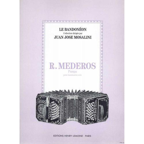 LEMOINE MEDEROS RODOLFO - PUMPA - BANDONEON