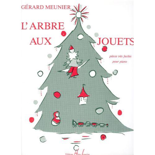 LEMOINE MEUNIER GERARD - ARBRE AUX JOUETS - PIANO