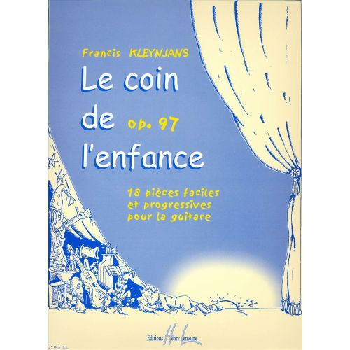 LEMOINE KLEYNJANS FRANCIS - LE COIN DE L'ENFANCE - GUITARE