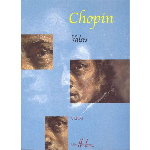 LEMOINE CHOPIN F. - VALSES (RECUEIL) - PIANO