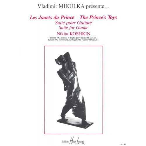 LEMOINE KOSHKIN NIKITA - JOUETS DU PRINCE - GUITARE