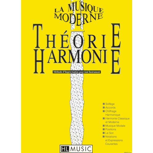 LEMOINE GALAS P. / CAMMAS P. - LA MUSIQUE MODERNE VOL.1 - THÉORIE ET HARMONIE - CLAVIER