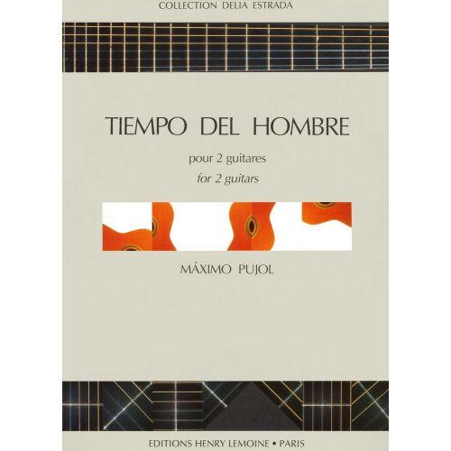 LEMOINE PUJOL M.D. - TIEMPO DEL HOMBRE - 2 GUITARES