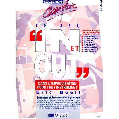 LEMOINE BOELL ERIC - LE JEU IN ET OUT