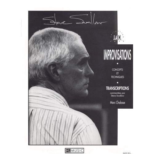 LEMOINE SWALLOW STEVE - IMPROVISATIONS - GUITARE BASSE