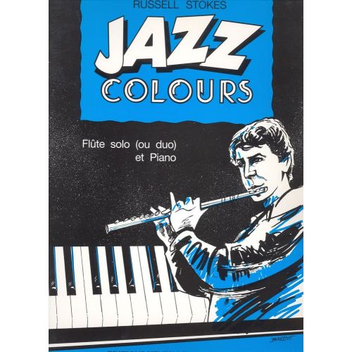 LEMOINE STOKES RUSSELL - JAZZ COLOURS - FLUTE, PIANO