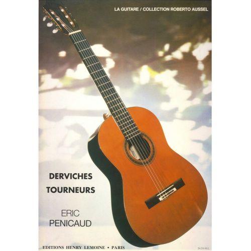 LEMOINE PENICAUD ERIC - DERVICHES TOURNEURS - GUITARE