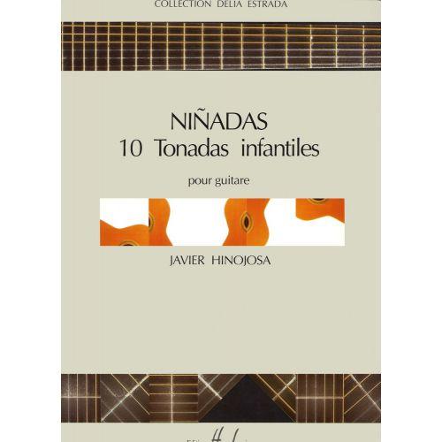 LEMOINE HINOJOSA JAVIER - NINADAS - GUITARE