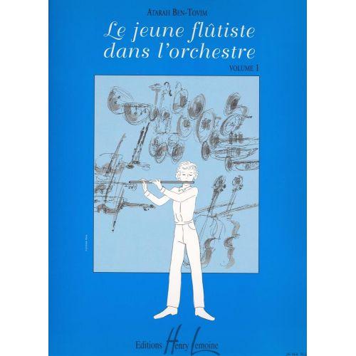 LEMOINE BEN TOVIM ATARAH - JEUNE FLUTISTE DANS L'ORCHESTRE VOL.1 - FLUTE