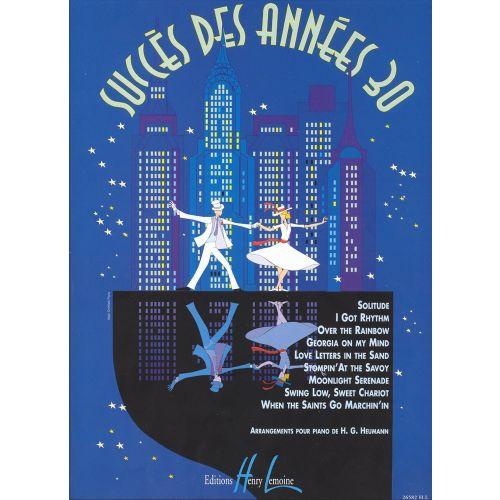 LEMOINE HEUMANN H.G. - SUCCES DES ANNEES 30 - CLAVIER