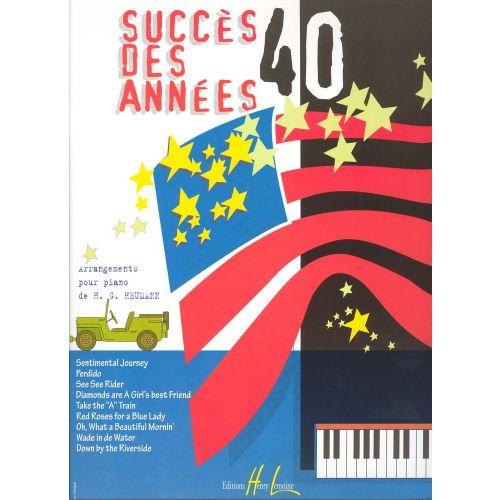 LEMOINE HEUMANN H.G. - SUCCES DES ANNEES 40 - CLAVIER