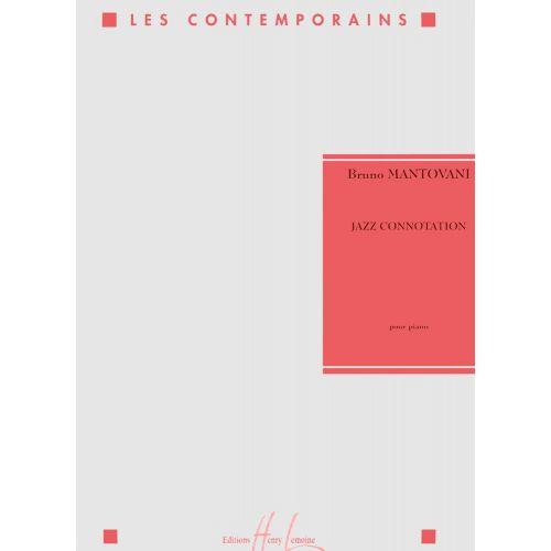 LEMOINE MANTOVANI BRUNO - JAZZ CONNOTATION - PIANO