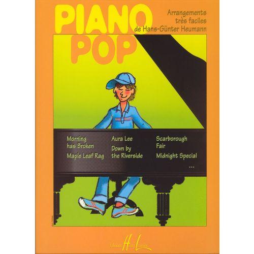 LEMOINE HEUMANN H.G. - PIANO POP - PIANO