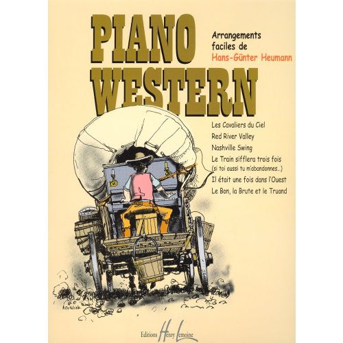 LEMOINE HEUMANN HANS-GÜNTER - PIANO WESTERN