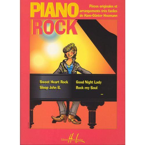 LEMOINE HEUMANN H.G. - PIANO ROCK - PIANO