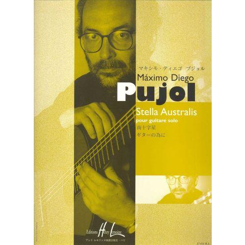 LEMOINE PUJOL MAXIMO-DIEGO - STELLA AUSTRALIS - GUITARE