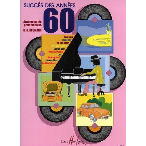 LEMOINE HEUMANN H.G. - SUCCES DES ANNEES 60 - CLAVIER