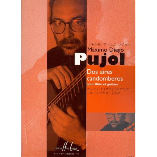 LEMOINE PUJOL M.D. - AIRES CANDOMBEROS (2) - FLUTE, GUITARE