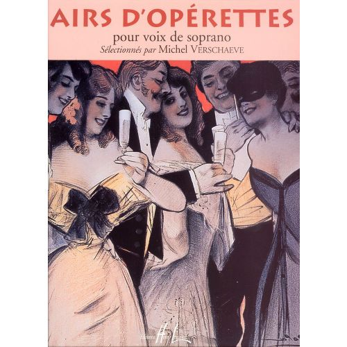 LEMOINE VERSCHAEVE MICHEL - AIRS D'OPÉRETTES - SOPRANO, PIANO