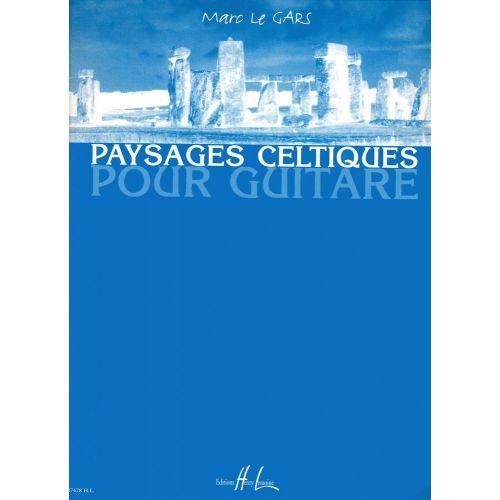 LEMOINE LE GARS MARC - PAYSAGES CELTIQUES VOL.1 - GUITARE