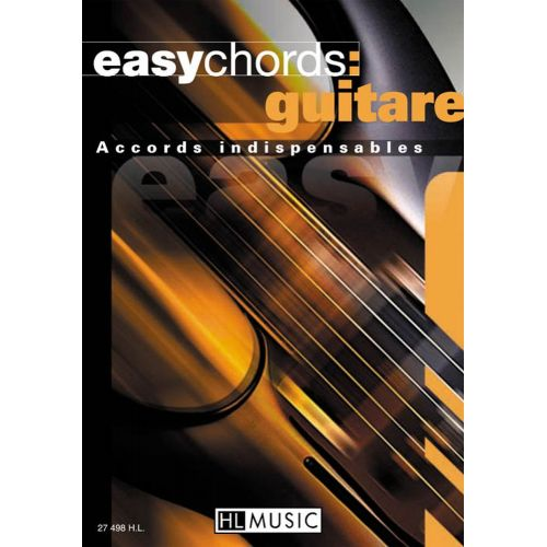 LEMOINE EASYCHORDS - GUITARE