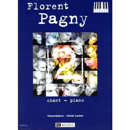 LEMOINE PAGNY FLORENT - 2 - CHANT, PIANO
