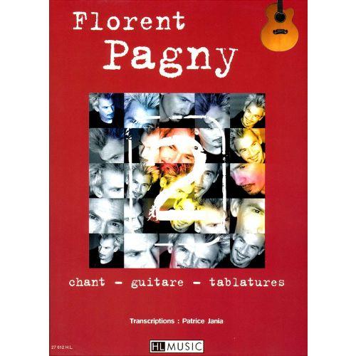 LEMOINE PAGNY FLORENT - 2 - CHANT, GUITARE