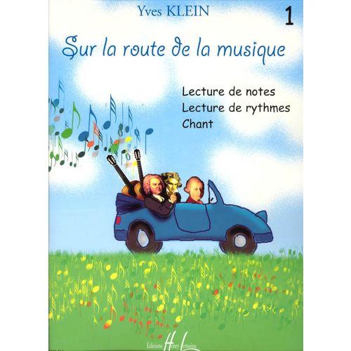 LEMOINE KLEIN YVES - SUR LA ROUTE DE LA MUSIQUE VOL.1