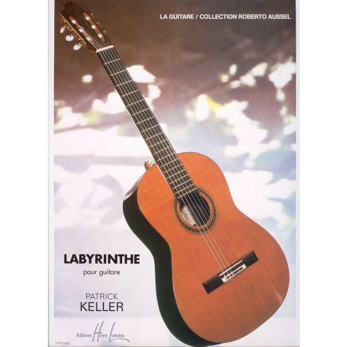 lemoine keller patrick labyrinthe guitare. Black Bedroom Furniture Sets. Home Design Ideas