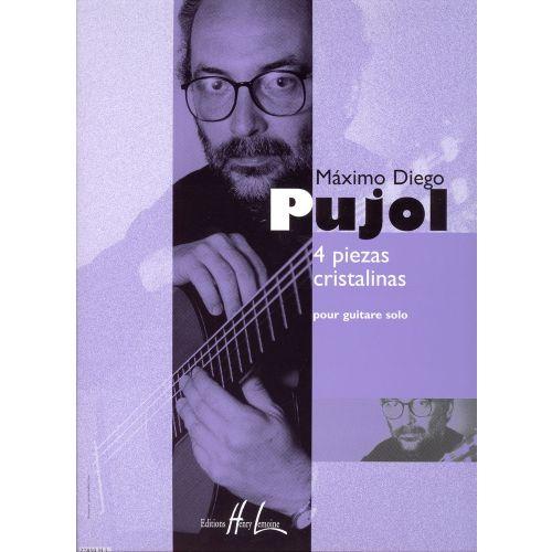 LEMOINE PUJOL M.D. - PIEZAS CRISTALINAS (4) - GUITARE