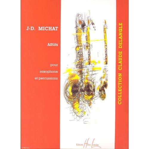 LEMOINE MICHAT JEAN-DENIS - AFFÛTS - SAXOPHONES