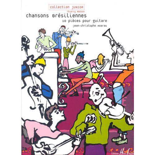 LEMOINE HOARAU JEAN-CHRISTOPHE - CHANSONS BRÉSILIENNES - GUITARE