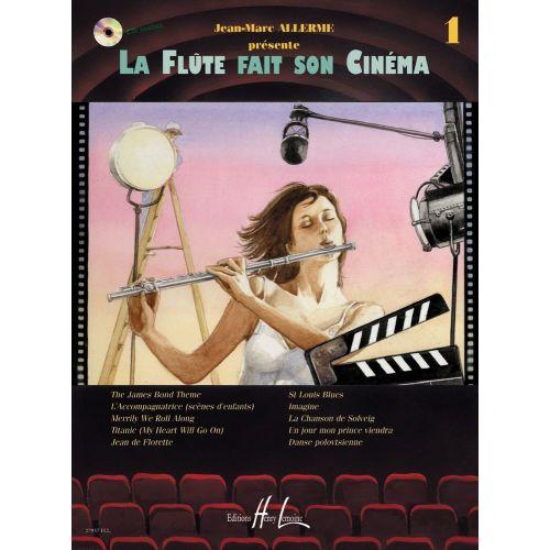 LEMOINE ALLERME JEAN-MARC - LA FLÛTE FAIT SON CINÉMA VOL.1 + CD