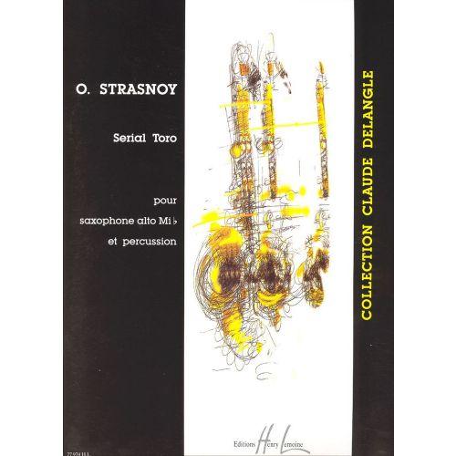 LEMOINE STRASNOY OSCAR - SERIAL TORO - SAXOPHONE