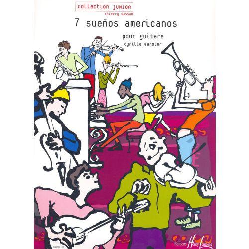 LEMOINE BARBIER CYRILLE - SUENOS AMERICANOS (7) - GUITARE
