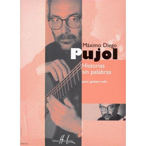 LEMOINE PUJOL MAXIMO-DIEGO - HISTORIAS SIN PALABRAS - GUITARE