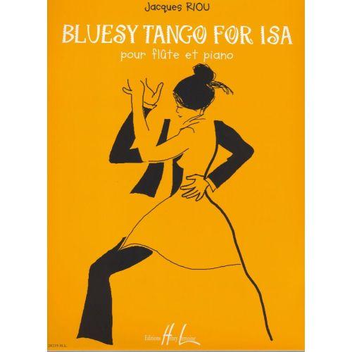 LEMOINE RIOU JACQUES - BLUESY TANGO FOR ISA - FLUTE, PIANO