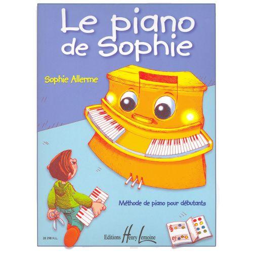 LEMOINE ALLERME SOPHIE - LE PIANO DE SOPHIE