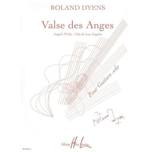 LEMOINE DYENS ROLAND - VALSE DES ANGES - GUITARE
