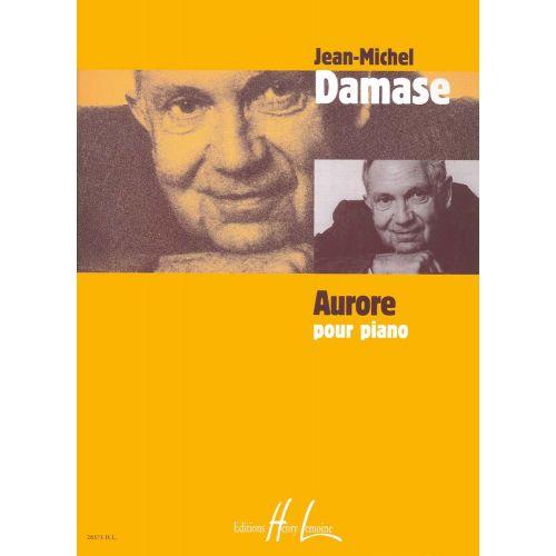 LEMOINE DAMASE JEAN-MICHEL - AURORE - PIANO